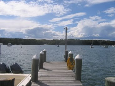 Vineyard Haven Lake Tashmoo