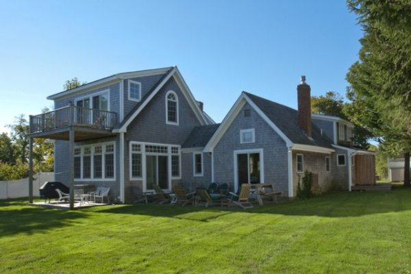 Edgartown Waterview Home